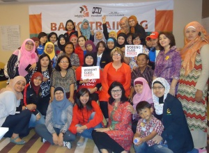 Basic Training, Jakarta 20-22 September